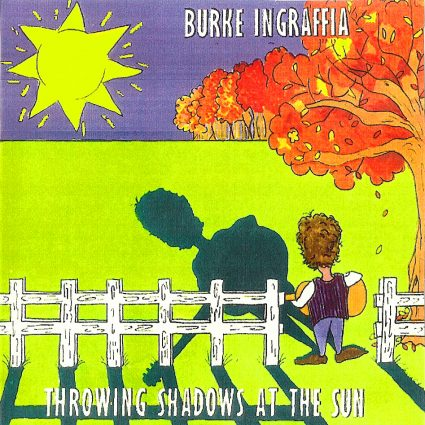 Throwing Shadows at the Sun CD cover