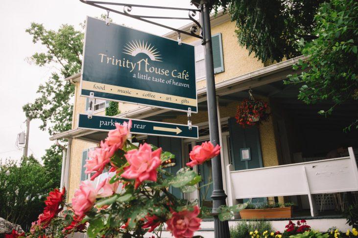 Trinity House Cafe Leesburg VA