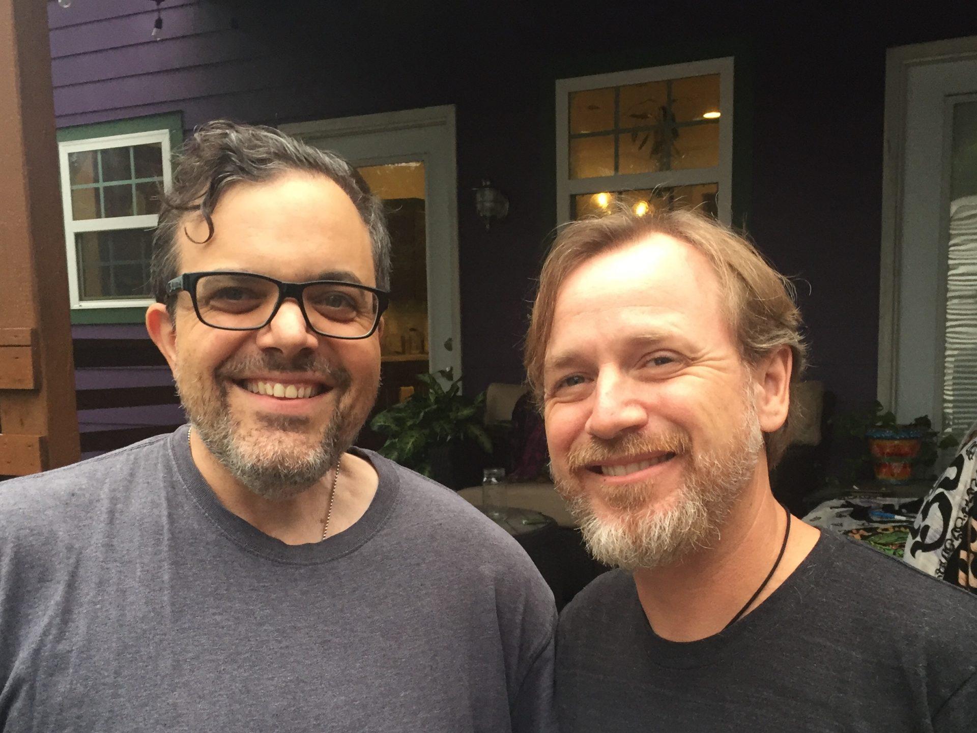 Burke Ingraffia and Jake Eckert