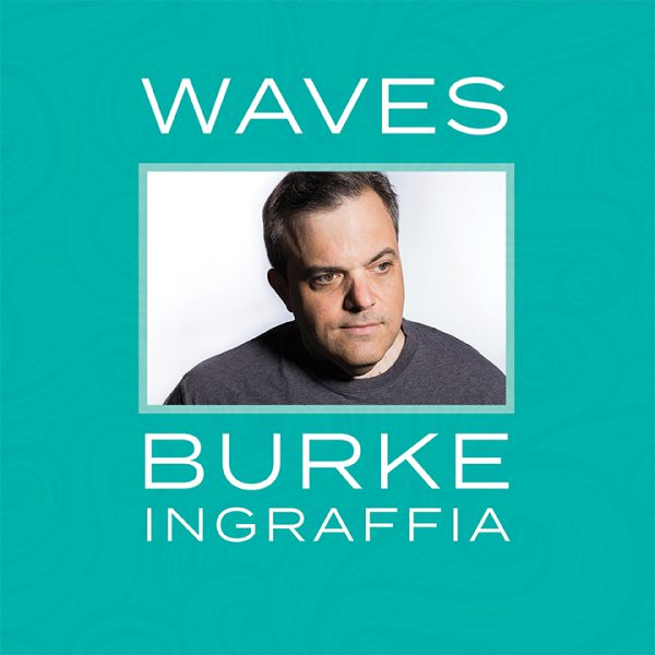 Waves by Burke Ingraffia album cover