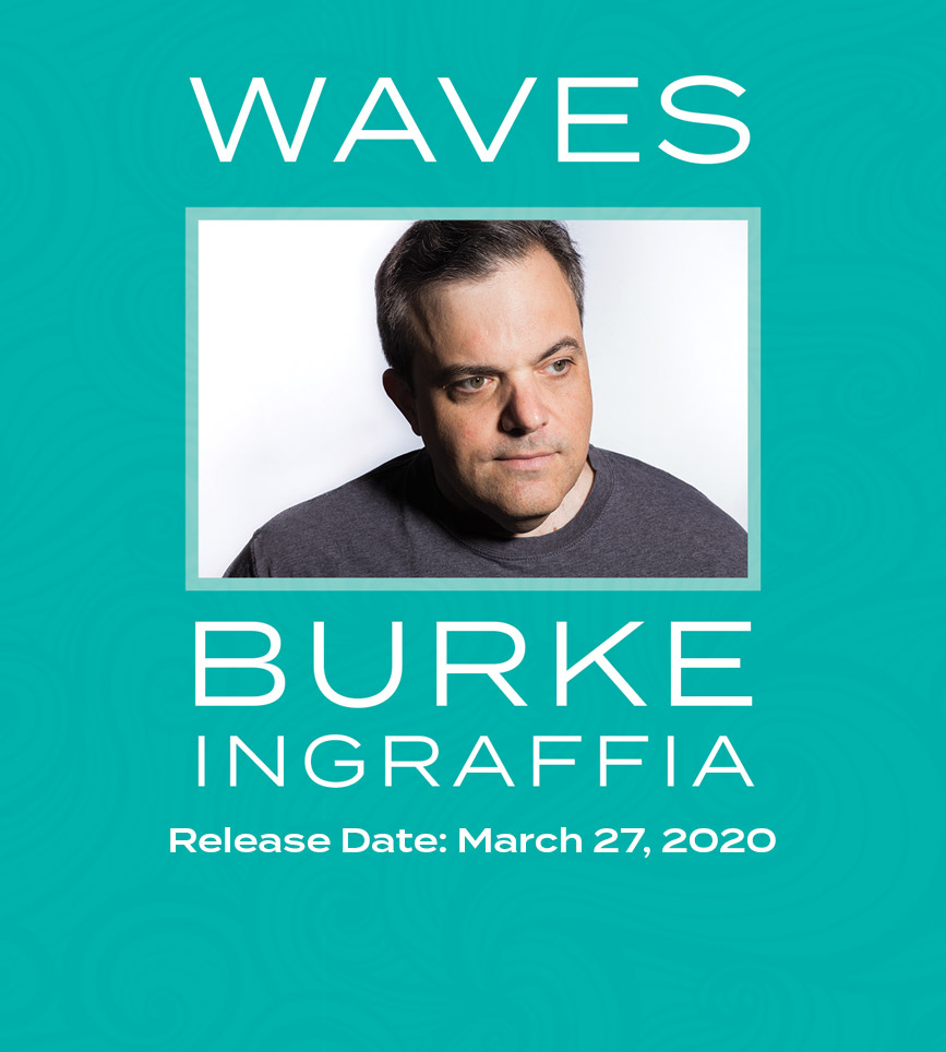 Burke Ingraffia's album Waves