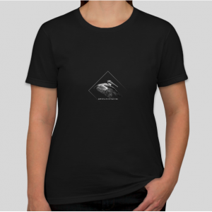Pelican Logo T-Shirt, Ladies Cut, Crew Neck