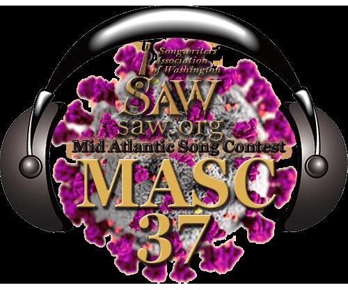 MASC Mid-Atlantic Songwriting Contest logo