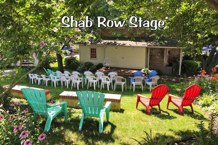 Shab Row Stage